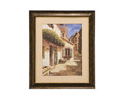 Tuscan Villa Framed Wall Art