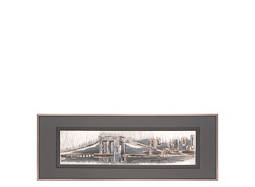 Aluminum Bridge Framed Wall Art