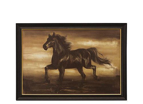 Horse Framed Wall Art Wall Art Raymour And Flanigan