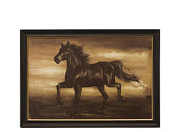 Horse Framed Wall Art