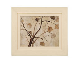 Abstract Autumn Tree II Framed Wall Art