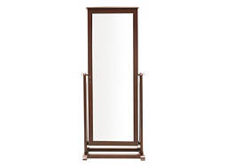 Larissa Cheval Mirror w/ Jewelry Storage