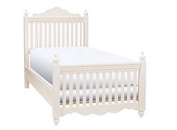 Lindsay Twin Post Bed