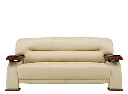 Metro Leather Sofa