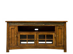 "Craftsman Home 62"" TV Console"