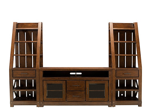 Windridge 3 Pc Entertainment Center W 60 Quot Tv Console