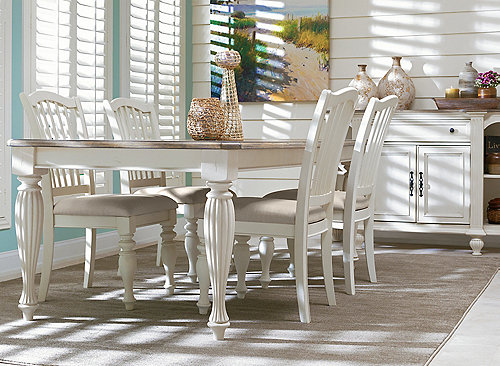 Fair Harbour 5 Pc Dining Set Dining Sets Raymour And