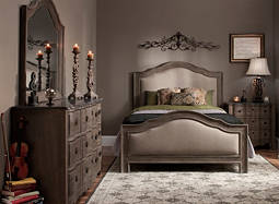 Cobblestone 4-pc. King Bedroom Set