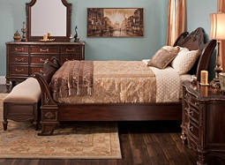 Empire 4-pc. King Bedroom Set