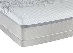 Posturepedic® Hybrid Encourage Plush Queen Mattress