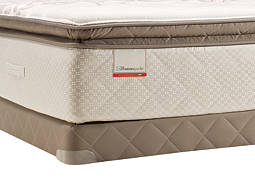 Posturepedic® Foster Lane Plush-Euro Pillowtop Queen Mattress