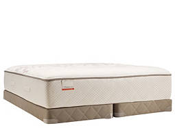 Posturepedic® Foster Lane Firm Low-Profile Split Queen Mattress Set
