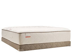 Posturepedic® Foster Lane Firm Low-Profile Queen Mattress Set