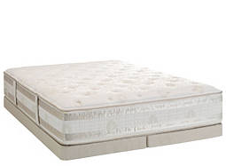 iSeries™ Admiration Plush Low-Profile Split Queen Mattress Set