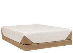 iComfort® Genius® Ultra-Firm Memory Foam Queen Mattress Set