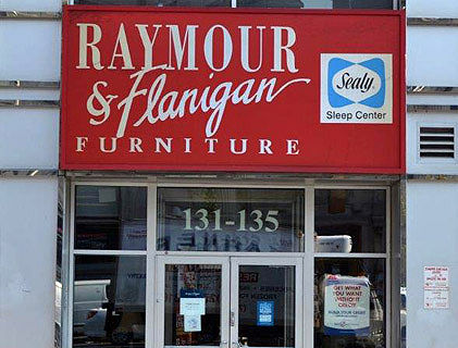 Raymour And Flanigan Harlem 125th Street New York City Furniture And Mattress Stores Raymour