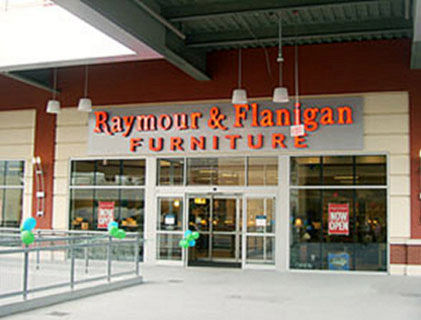 Raymour and Flanigan Bronx Terminal Market Store
