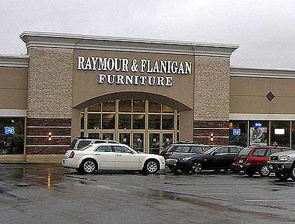 Raymour and Flanigan Manchester Store