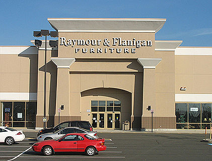 Raymour And Flanigan Nanuet Store New York Furniture And