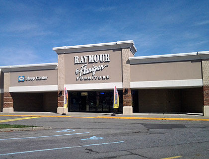 Raymour and Flanigan Schenectady Store