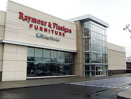 Raymour and Flanigan Secaucus Store