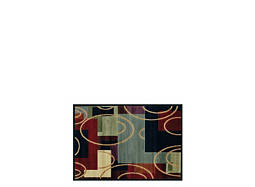 "Crossroads 3'10"" x 5'6"" Area Rug"