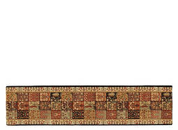 "Welcome Home 2'6"" x 7'11"" Runner Rug"