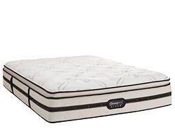 Beautyrest Black® Brooklyn Plush Pillowtop Queen Mattress