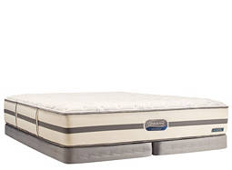 Beautyrest® Recharge™ Kimble Glen Firm Low-Profile Split Queen Mattress Set