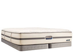 Beautyrest® Recharge™ Kimble Glen Plush Low-Profile Split Queen Mattress Set