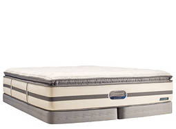 Beautyrest® Recharge™ Kimble Glen Pillowtop Low-Profile Split Queen Mattress Set