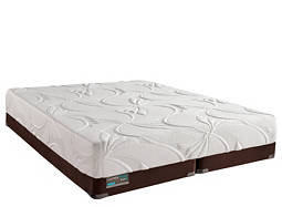 Beautyrest® ComforPedic® Advanced Rest Luxury-Firm Memory Foam Low-Profile King Mattress Set