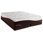 Beautyrest® ComforPedic® Balanced Days Luxury-Plush Memory Foam Low-Profile Split Queen Mattress Set