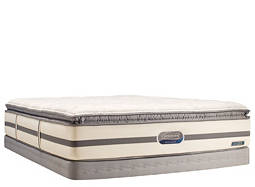Beautyrest® Recharge™ Kimble Glen Pillowtop Low-Profile Full Mattress Set