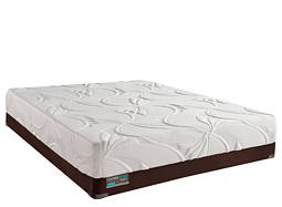 Beautyrest® ComforPedic® Advanced Rest Luxury-Firm Memory Foam Low-Profile Queen Mattress Set