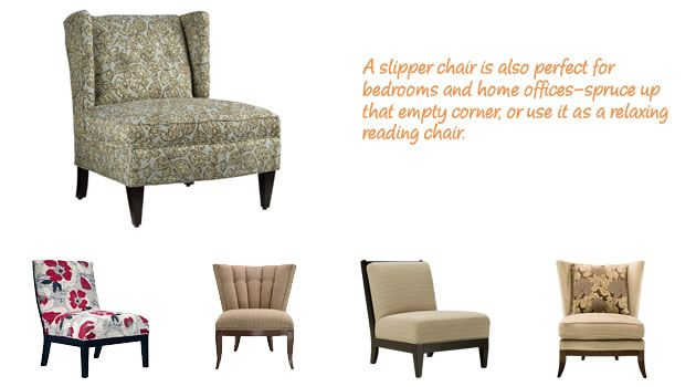 Must Have Pieces | The Slipper Chair | Raymour and Flanigan Furniture Design Center