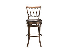 Delia Swivel Bar Stool