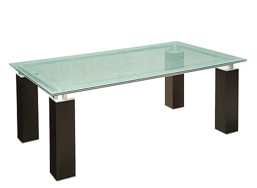 cracked glass dining table images