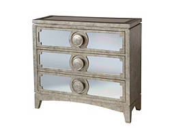 Carlton Mirrored Accent Chest