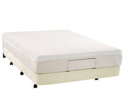 TEMPUR-Ergo™ TEMPUR-Cloud® Supreme Adjustable Soft Memory Foam Queen Mattress Set
