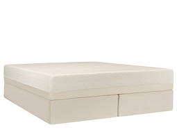 TEMPUR-Cloud® Select Medium-Soft Memory Foam Split Queen Mattress Set