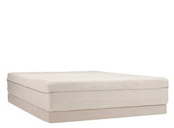 TEMPUR-Choice™ Supreme Adjustable-Feel Memory Foam Low-Profile Queen Mattress Set
