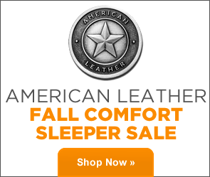 American Leather Fall Sleeper Sale