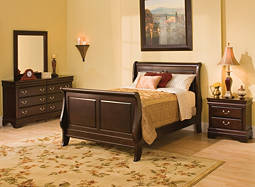 Pierre 4-pc. Full Bedroom Set