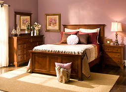 Geneva 4-pc. Queen Bedroom Set