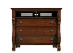 kathy ireland Home Georgetown Media Chest