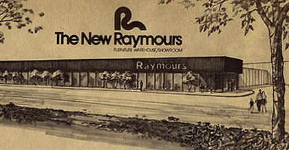 The New Raymours