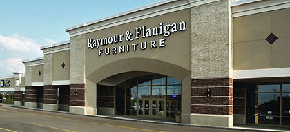Raymour Flanigan Store Front