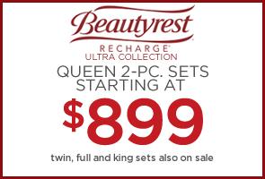 Beautyrest Ultra starting at $899