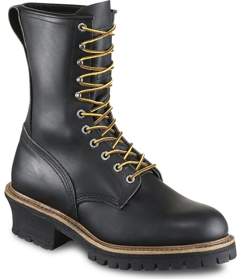 Red Wing Work Shoes &amp Boots - Rugged Footwear for Hard Working Men
